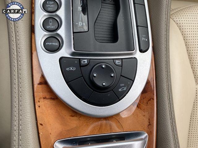 2009 Mercedes-Benz SL63 AMG Madison, NC 21