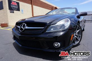 2009 Mercedes-Benz SL63 AMG SL Class 63 Convertible Roadster ~ 1 Owner Car | MESA, AZ | JBA MOTORS in Mesa AZ
