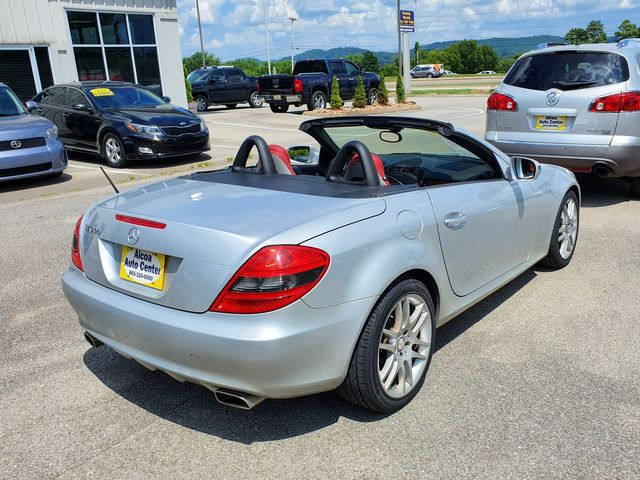 2009 Mercedes-Benz SLK300 3.0L Roadster Premium Pkg Navigation/Heating Pkg in Louisville, TN 37777