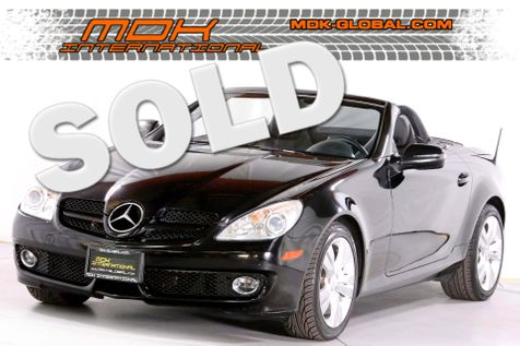 2009 Mercedes-Benz SLK350 - Hardtop Convertible - Heated seats in Los Angeles