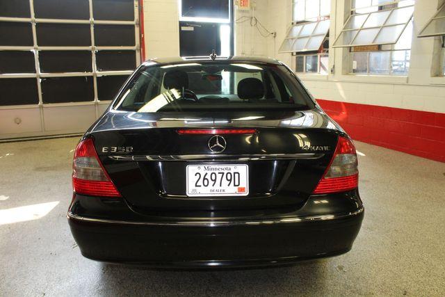 2009 Mercedes E350 4-Matic  Luxury 3.5L Saint Louis Park, MN 11