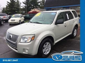 2009 Mercury Mariner 4WD in Lapeer, MI 48446