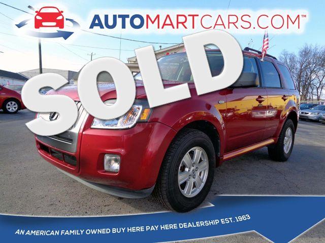 2009 Mercury Mariner  | Nashville, Tennessee | Auto Mart Used Cars Inc. in Nashville Tennessee