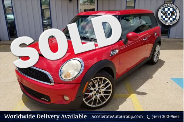 2009 Mini Clubman John Cooper Works in Rowlett