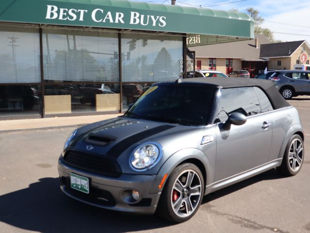 2009 Mini Convertible John Cooper Works