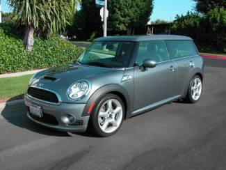 2009 Mini Cooper Clubman S, Navigation, Heated Seats, in , California