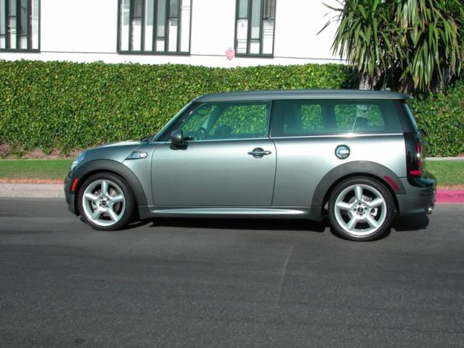 2009 mini cooper clubman s navigation heated seats low miles 100k warranty city california auto. Black Bedroom Furniture Sets. Home Design Ideas