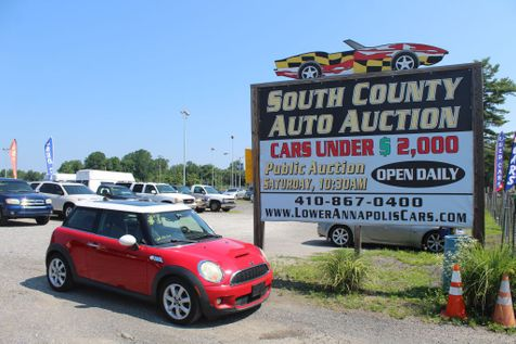 2009 Mini Hardtop S in Harwood, MD