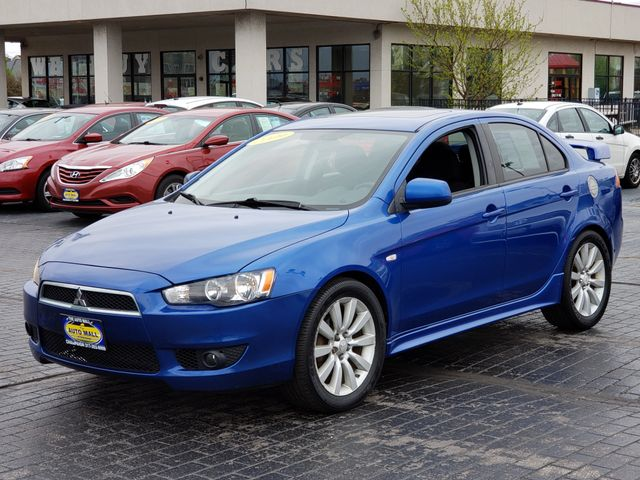 2009 Mitsubishi Lancer GTS | Champaign, Illinois | The Auto Mall of Champaign in Champaign Illinois