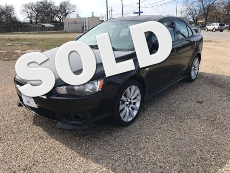 2009 Mitsubishi Lancer GTS Excellent Condition | Ft. Worth, TX | Auto World Sales in Ft. Worth TX