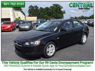 2009 Mitsubishi LANCER  | Hot Springs, AR | Central Auto Sales in Hot Springs AR