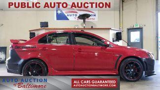 2009 Mitsubishi Lancer GTS   JOPPA, MD   Auto Auction of Baltimore  in Joppa MD