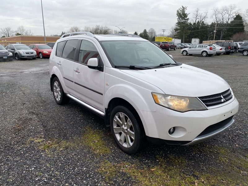 2009 Mitsubishi Outlander SE  city MD  South County Public Auto Auction  in Harwood, MD