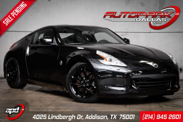 2009 Nissan 370Z Touring 1-Owner Sport