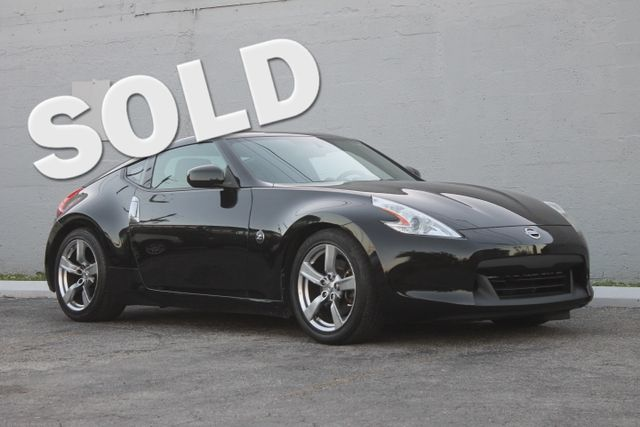 2009 Nissan 370Z Hollywood, Florida