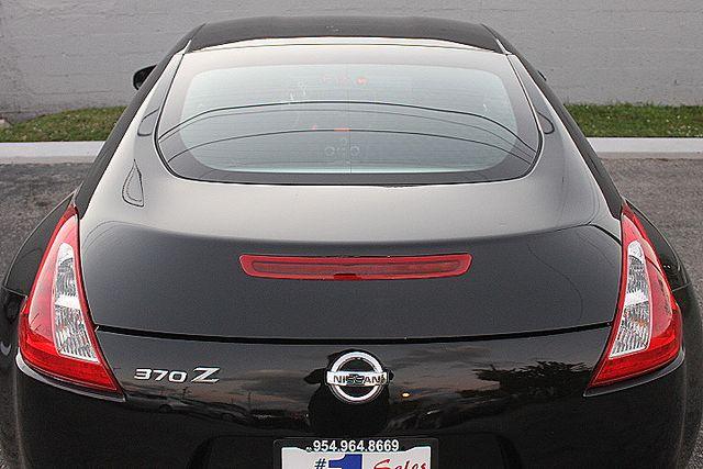 2009 Nissan 370Z Hollywood, Florida 34