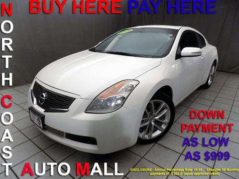 2009 Nissan Altima 3.5 SEAs low as $999 DOWN in Cleveland, Ohio