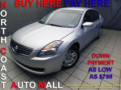 2009 Nissan Altima 2.5 SAs low as $799 DOWN in Cleveland, Ohio