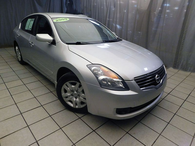 2009 Nissan Altima 25 SAs low as 799 DOWN  city Ohio  North Coast Auto Mall of Cleveland  in Cleveland, Ohio