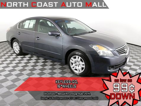 2009 Nissan Altima 2.5 S in Cleveland, Ohio