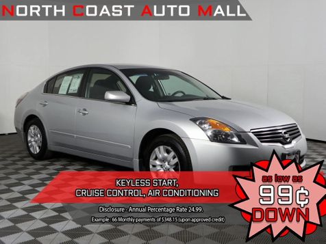 2009 Nissan Altima 2.5 S in Cleveland, Ohio
