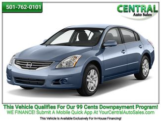 2009 Nissan Altima 2.5 | Hot Springs, AR | Central Auto Sales in Hot Springs AR