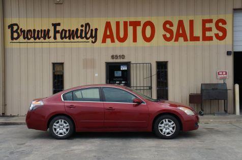 2009 Nissan ALTIMA 2.5   Houston, TX   Brown Family Auto Sales in Houston, TX