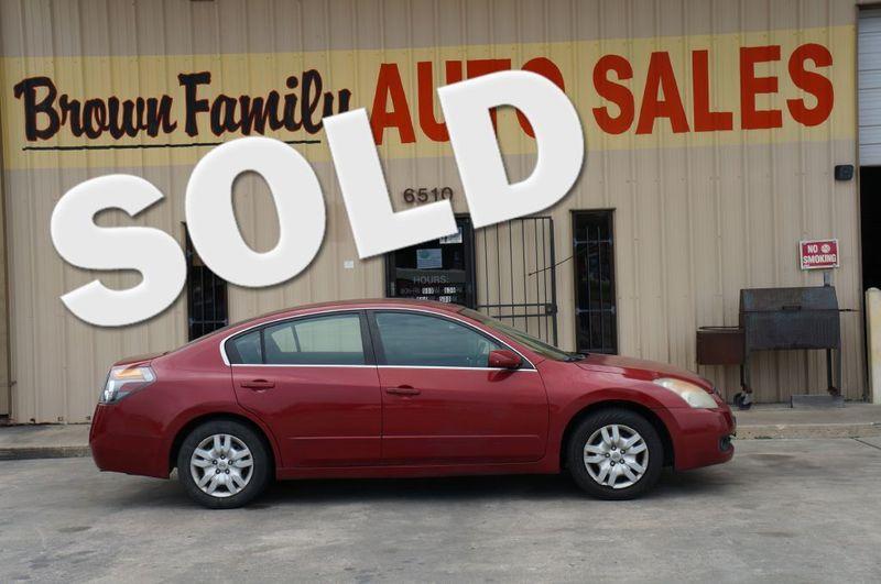 2009 Nissan ALTIMA 2.5   Houston, TX   Brown Family Auto Sales in Houston TX