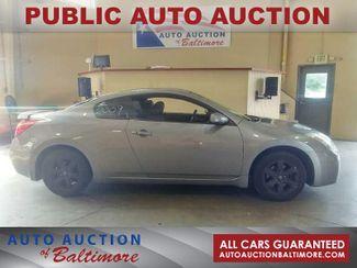 2009 Nissan Altima 2.5 S | JOPPA, MD | Auto Auction of Baltimore  in Joppa MD