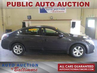 2009 Nissan Altima 2.5 SL   JOPPA, MD   Auto Auction of Baltimore  in Joppa MD