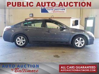 2009 Nissan ALTIMA  | JOPPA, MD | Auto Auction of Baltimore  in Joppa MD