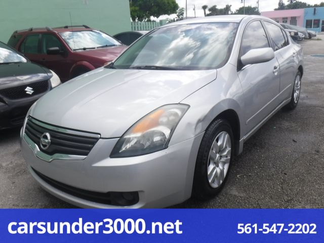 2009 Nissan Altima 2.5 S Lake Worth , Florida 1