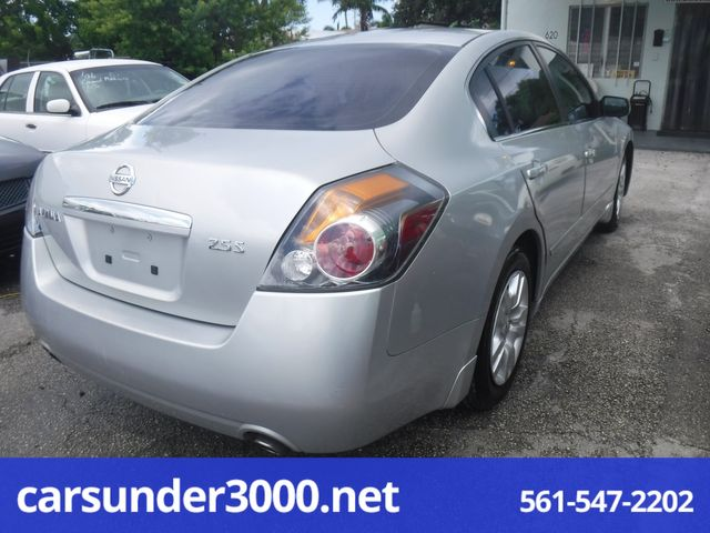 2009 Nissan Altima 2.5 S Lake Worth , Florida 2