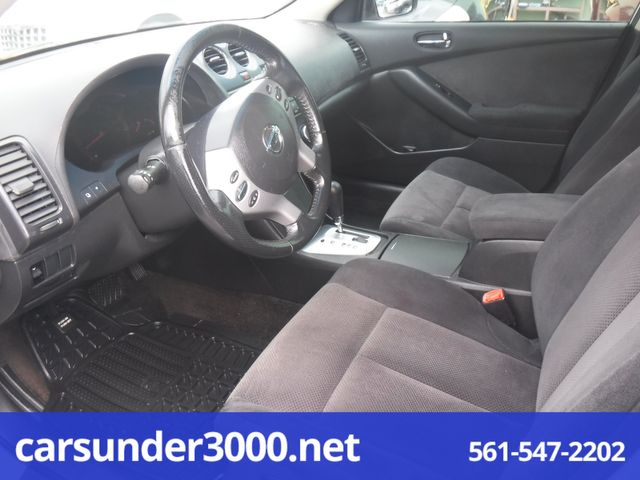 2009 Nissan Altima 2.5 S Lake Worth , Florida 4