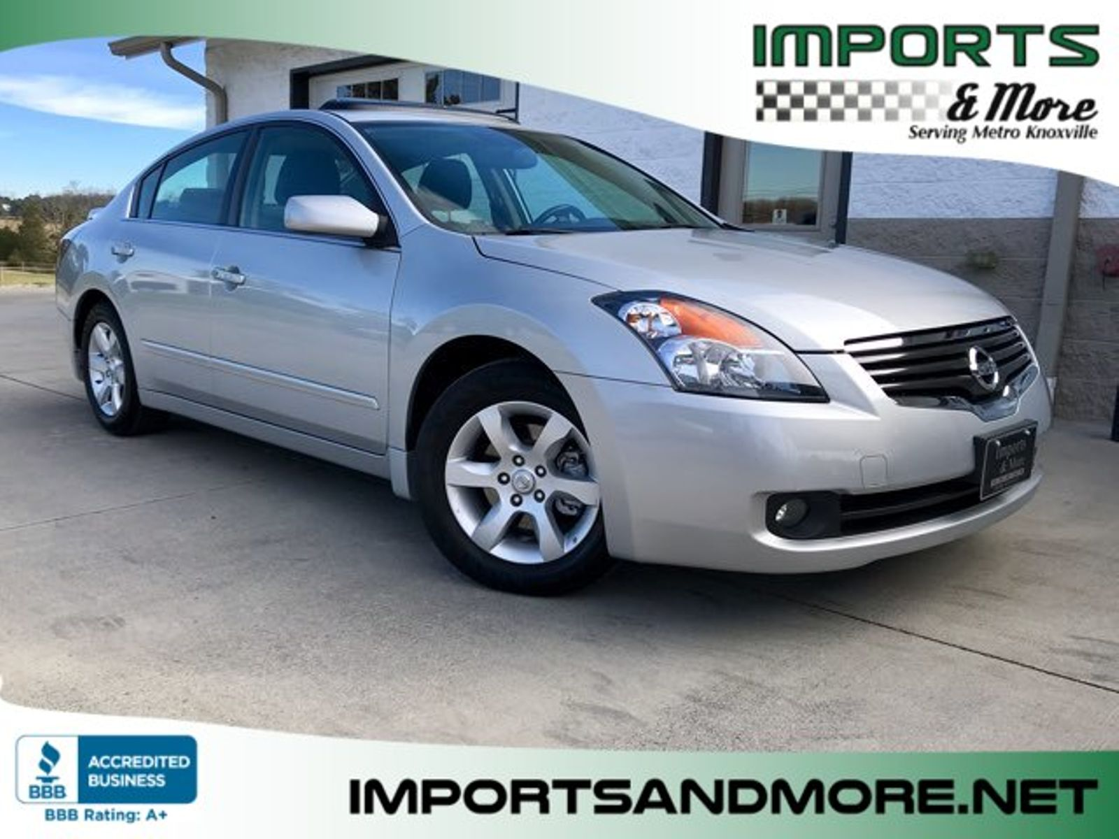 2009 Nissan Altima SL Imports and More Inc in Lenoir City, TN ...