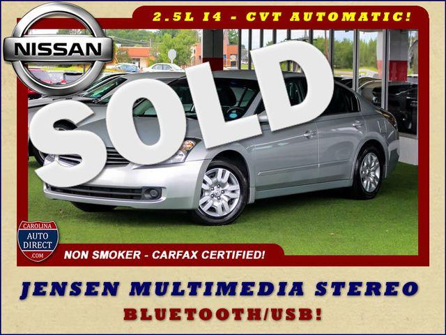 2009 Nissan Altima 2.5 S - JENSEN MULTIMEDIA STEREO - BLUETOOTH/USB! Mooresville , NC