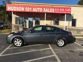 2009 Nissan Altima 2.5 | Myrtle Beach, South Carolina | Hudson Auto Sales in Myrtle Beach South Carolina