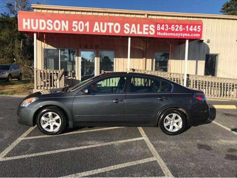 2009 Nissan Altima 2.5   Myrtle Beach, South Carolina   Hudson Auto Sales in Myrtle Beach South Carolina