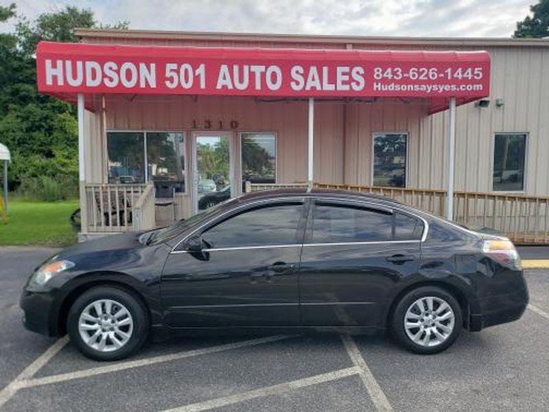 2009 Nissan Altima 2.5 S | Myrtle Beach, South Carolina | Hudson Auto Sales in Myrtle Beach South Carolina