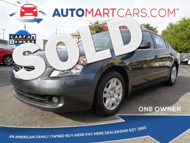 2009 Nissan Altima 2.5 S | Nashville, Tennessee | Auto Mart Used Cars Inc. in Nashville Tennessee