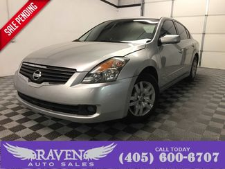 2009 Nissan Altima S Touchscreen  city Oklahoma  Raven Auto Sales  in Oklahoma City, Oklahoma