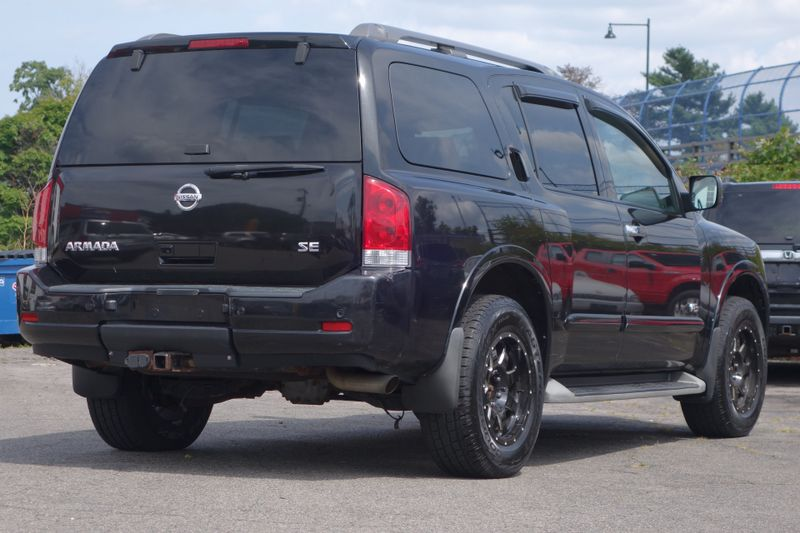2009 Nissan Armada SE  city MA  Beyond Motors  in Braintree, MA