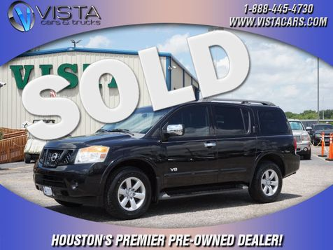 2009 Nissan Armada SE in Houston, Texas