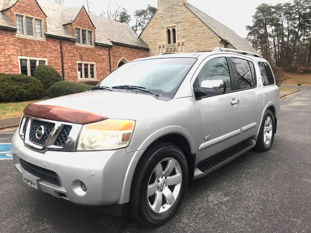 2009 Nissan Armada LE in Knoxville, Tennessee 37920