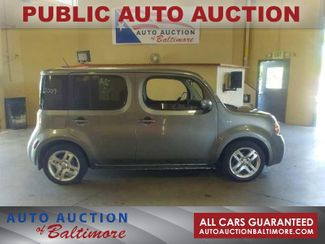 2009 Nissan cube 1.8 SL   JOPPA, MD   Auto Auction of Baltimore  in Joppa MD