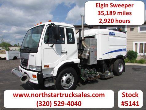 2009 Nissan Elgin Sweeper  in St Cloud, MN