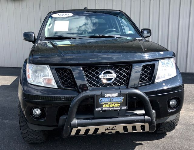 2009 Nissan Frontier PRO-4X 4WD