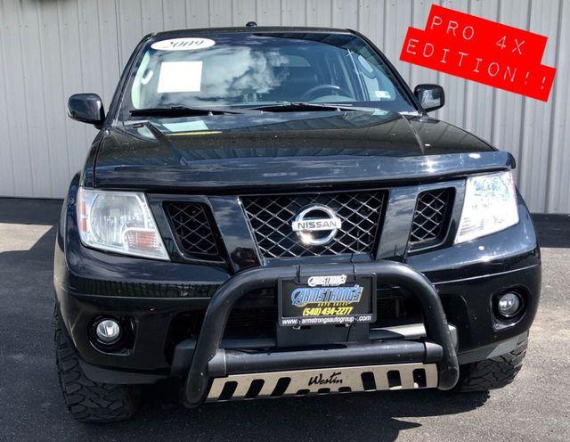 2009 Nissan Frontier PRO-4X