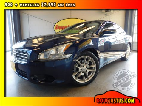 2009 Nissan Maxima 3.5 SV w/Premium Pkg in Airport Motor Mile ( Metro Knoxville ), TN
