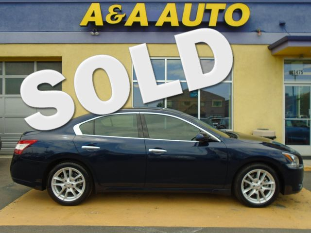 2009 Nissan Maxima 3.5 S in Englewood, CO 80110